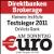 Testsieger 2011 Direktbanken Brokerage (Euro am Sonntag)