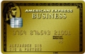 American Express Business Gold Kreditkarte
