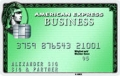 American Express Business Green Kreditkarte