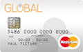 Global MasterCard Business Kreditkarte