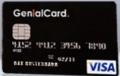 Hanseatic Bank GenialCard Kreditkarte