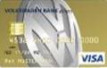 Volkswagen Bank Visa Card