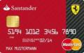 Santander Ferrari-Card