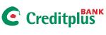 CreditPlus Festgeld Logo