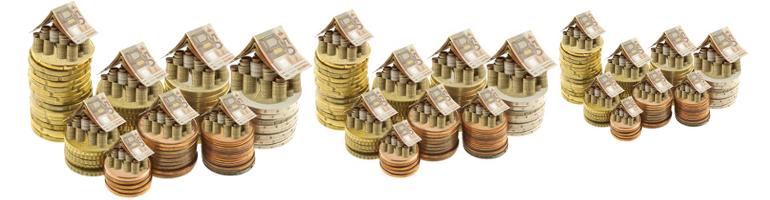 Geldanlagen in Gold und Betongold