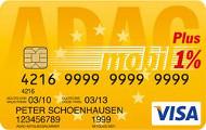 ADAC Clubmobil Karte
