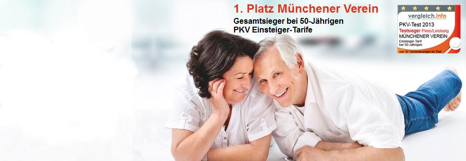 PKV Testsieger Münchener Verein
